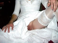 3 pictures - nude bride upskirt fotos